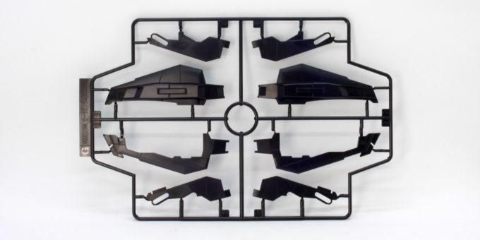 HGUCゼータガンダムU.C.0088の新規造形のランナー画像です
