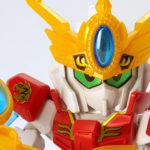 【BB戦士】陸遜ゼータプラス レビュー【SDガンダム三国伝】
