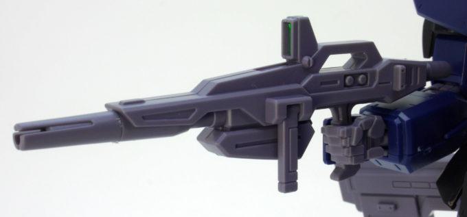 HGUCガンダムMk-IIティターンズ仕様のガンプラレビュー画像です