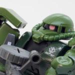 【ガンプラ】HG ザクII C型/C-5型 レビュー