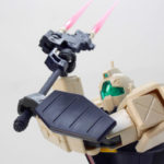 HGUCジムII・セミストライカー(ジム2セミストライカー)のガンプラレビュー画像です