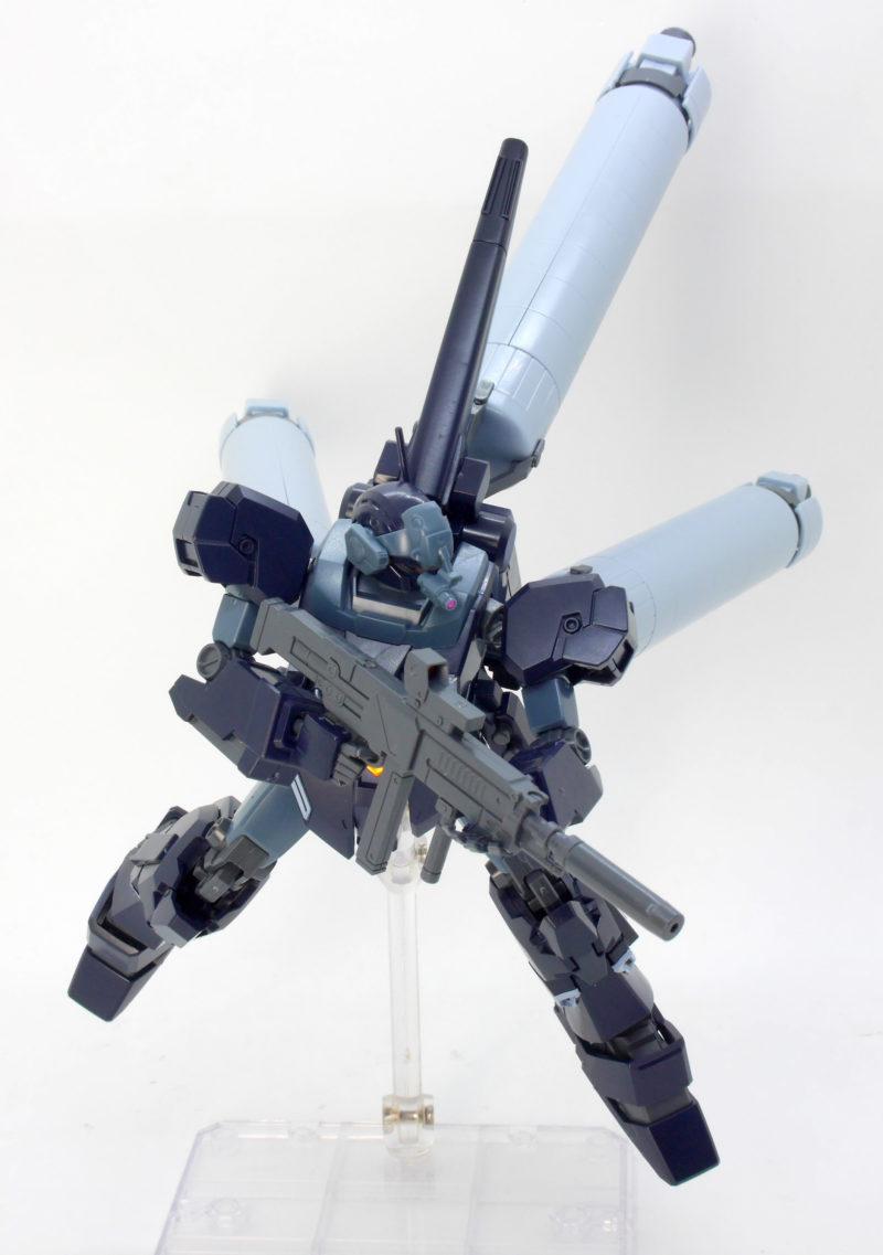 HGUCジェスタ(シェザール隊仕様 A班装備)のガンプラレビュー画像です