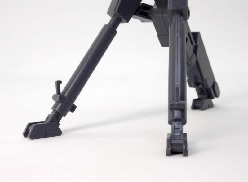 HGUCジェスタ(シェザール隊仕様B班装備)のガンプラレビュー画像です