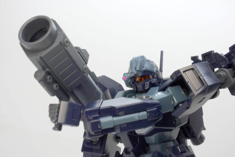 HGUCジェスタ(シェザール隊仕様C班装備)のガンプラレビュー画像です