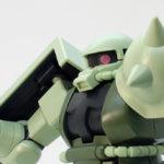 【ガンプラ】HGUC 量産型ザク(ザクII)レビュー