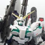 【ガンプラ】RG フルアーマーユニコーンガンダム レビュー