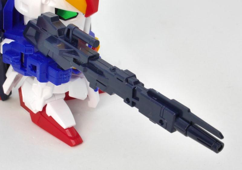 SDガンダムBB戦士 No.198 ゼータガンダムのガンプラレビュー画像です
