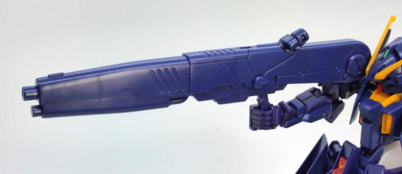 HGUCガンダムTR-6[ヘイズルII]のガンプラレビュー画像です
