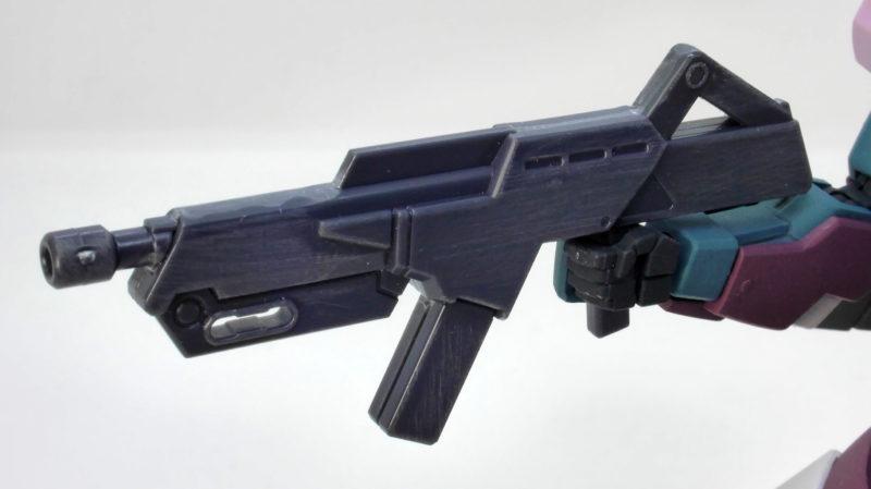 HG百錬(アミダ機)のガンプラレビュー画像です