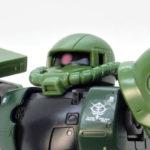【ガンプラ】HG ザクII C-6/R6型 レビュー