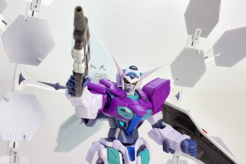 ROBOT魂〈SIDE MS〉G-セルフ(リフレクターパック)のレビュー画像です