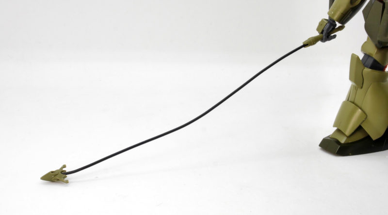 HGUCマラサイ(ユニコーンVer.)のガンプラレビュー画像です