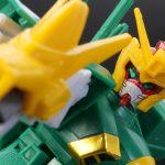 【ガンプラ】1/144 ドラゴンガンダム レビュー【旧キット】