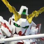 【クロスシルエット】ユニコーンガンダム(デストロイモード) レビュー