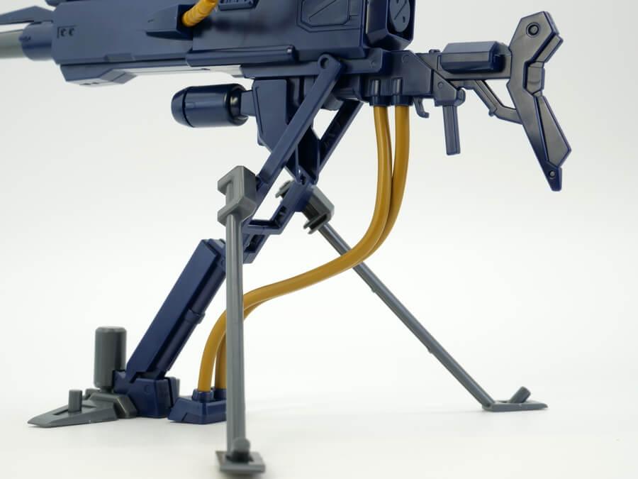 HGUCメガ・バズーカ・ランチャー(コンロイ機用)のガンプラレビュー画像です