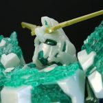 【ガンプラ】HG ガンダムベース限定 ユニコーンガンダム(光の結晶体) レビュー