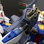 【ガンプラ】MG ガンダムF90用 ミッションパック Eタイプ&Sタイプ レビュー【プレバン】