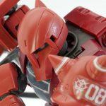 【ガンプラ】HG MS-05S シャア専用ザクI レビュー