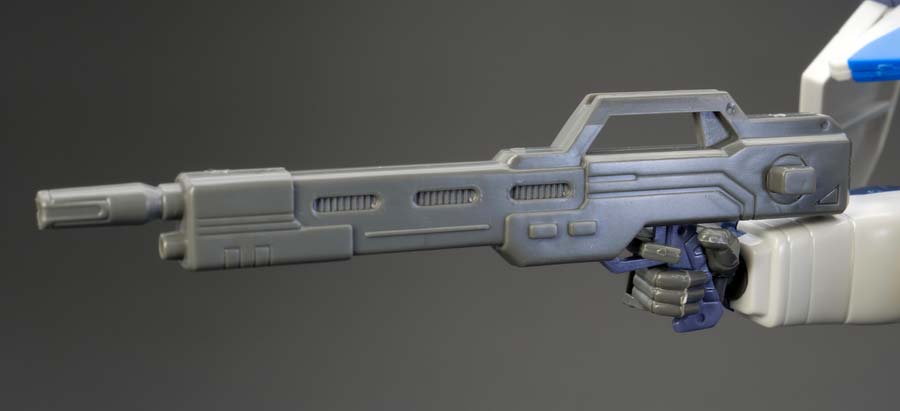 1/100ガンダムエアマスターバーストのバスターライフルの画像です