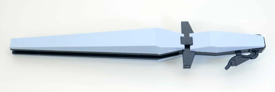 HGシルヴァ・バレト(ファンネル試験型)のファンネルのガンプラレビュー画像です