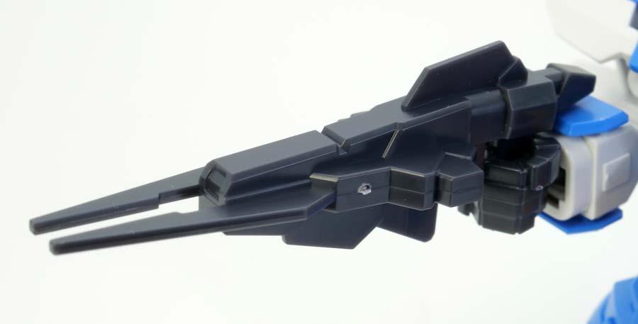 クロスシルエット アースリィガンダムのガンプラレビュー画像です