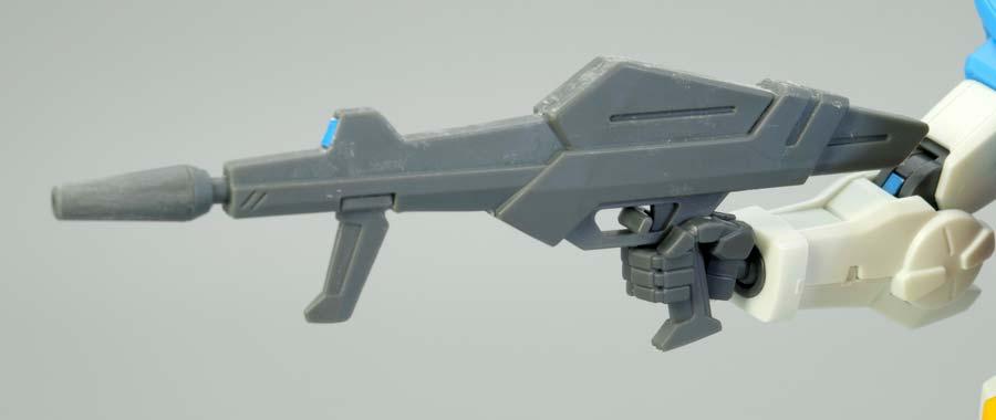 HGガンダムG-セルフ用オプションユニット 宇宙用パックのガンプラレビュー画像です