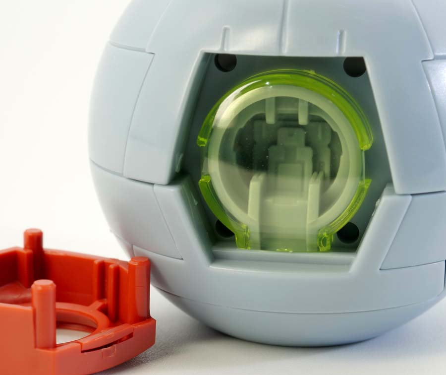 HG ボール ツインセットのガンプラレビュー画像です