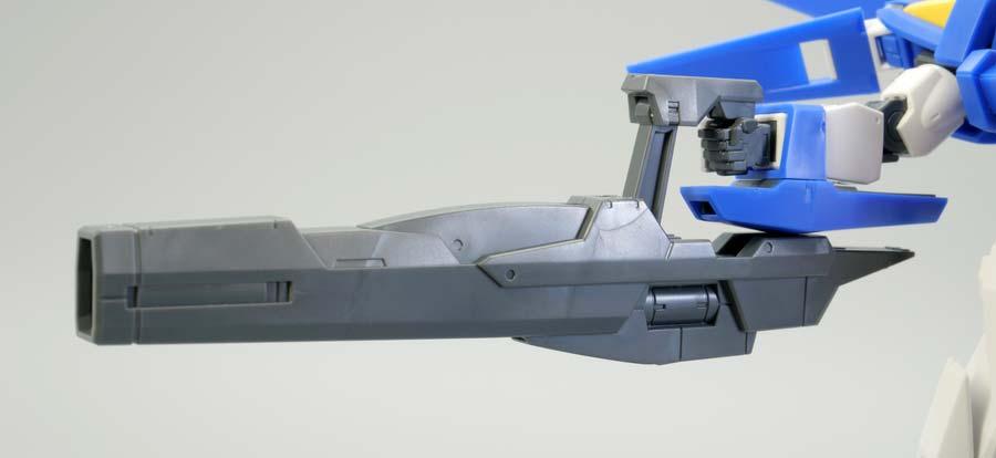 HGガンダムAGE-3ノーマルのガンプラレビュー画像です