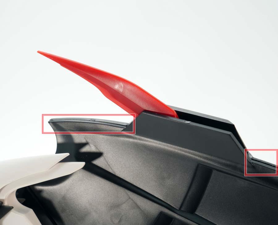 MGガンダムデスサイズヘルEWのガンプラレビュー画像です