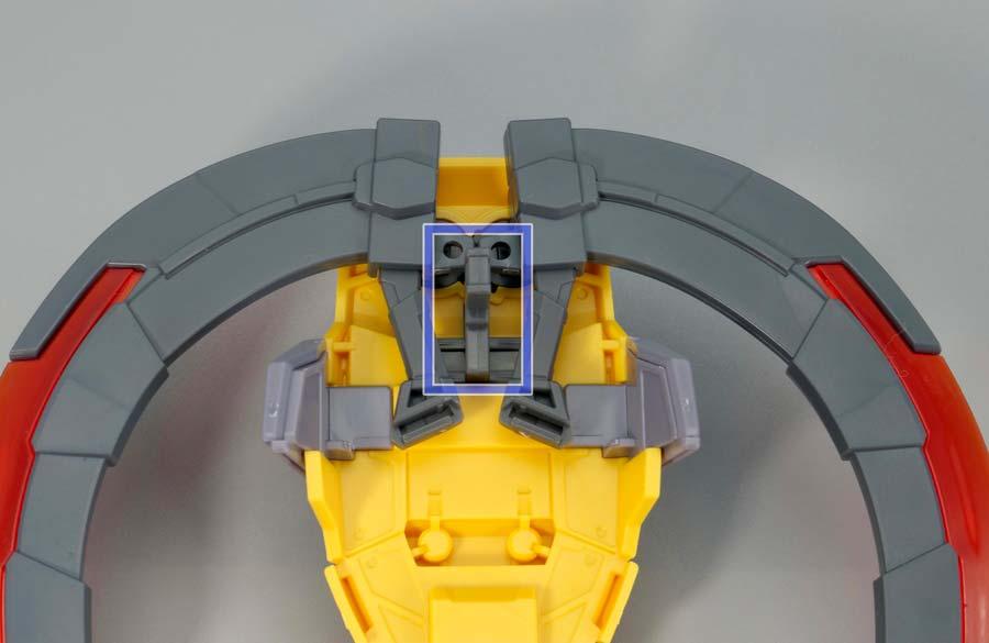 MGガンダムサンドロックEWのガンプラレビュー画像です
