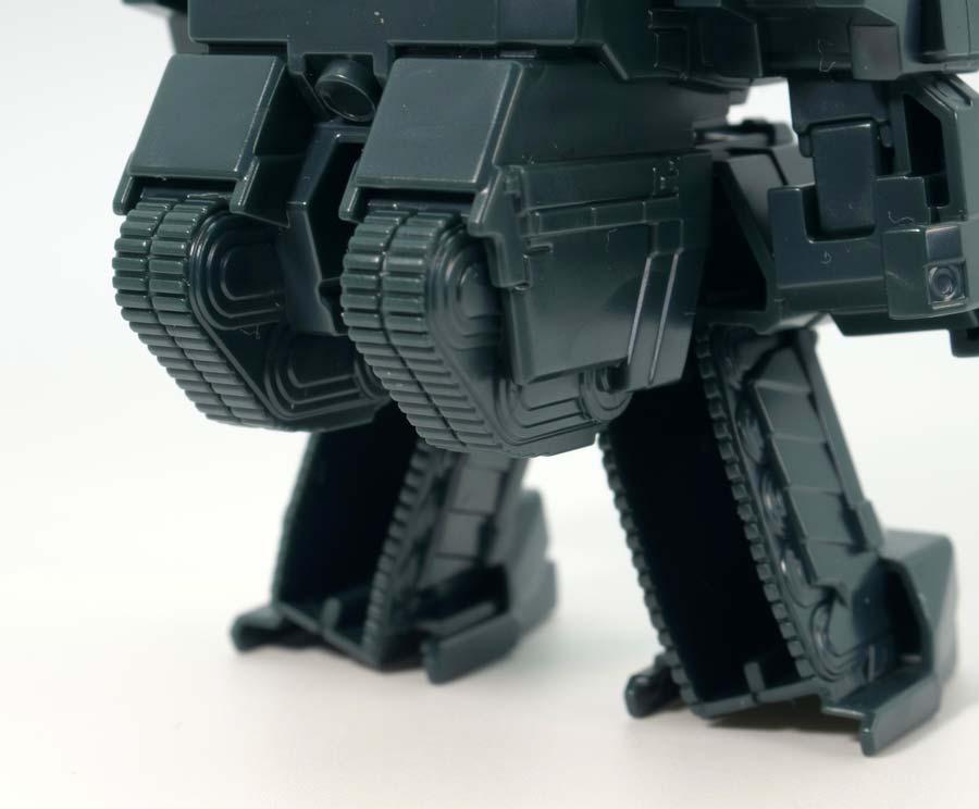 BB戦士ロトのガンプラレビュー画像です