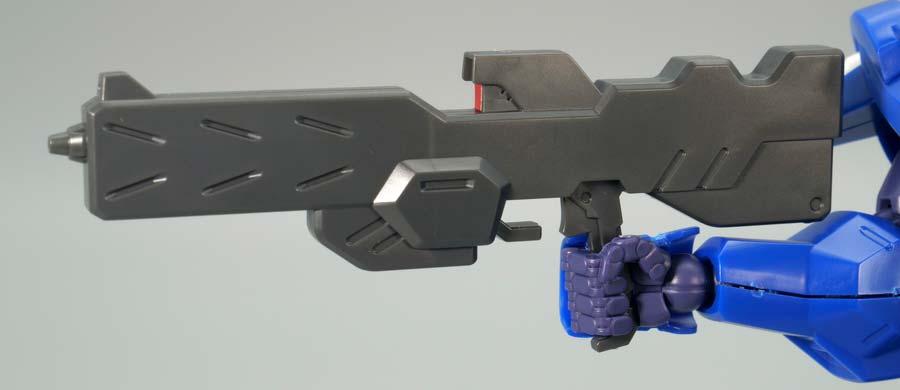 HG宇宙用ジャハナム(クリム・ニック専用機)のガンプラレビュー画像です