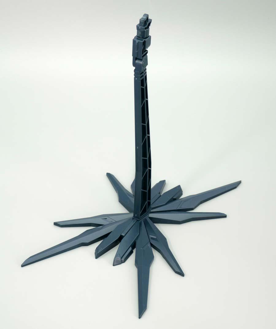 MGストライクフリーダムガンダムのガンプラレビュー画像です