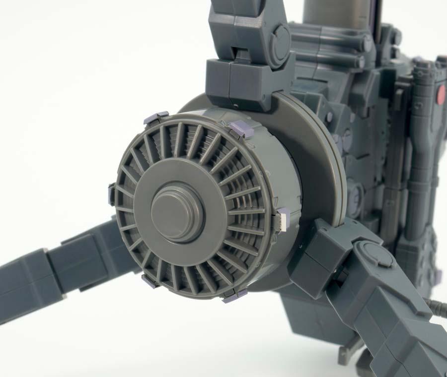 HG量産型ザク+ビッグ・ガン(GUNDAM THUNDERBOLT Ver.)のガンプラレビュー画像です