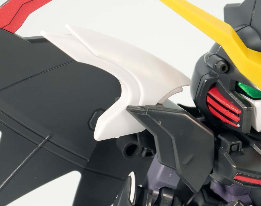 EXスタンダード ガンダムデスサイズヘルEWのガンプラレビュー画像です